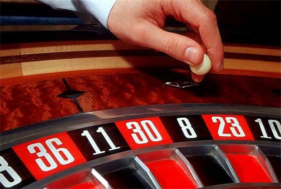 В казино пускали только иностранцев