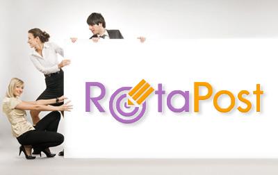 Заработок на сайте с помощью RotaPost