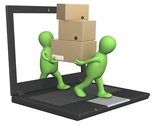 доставка товаров и бизнес